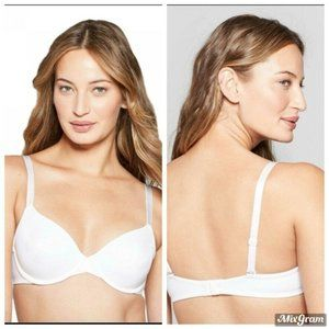 COPY - Auden Bra Demi Coverage Convertible Strap …